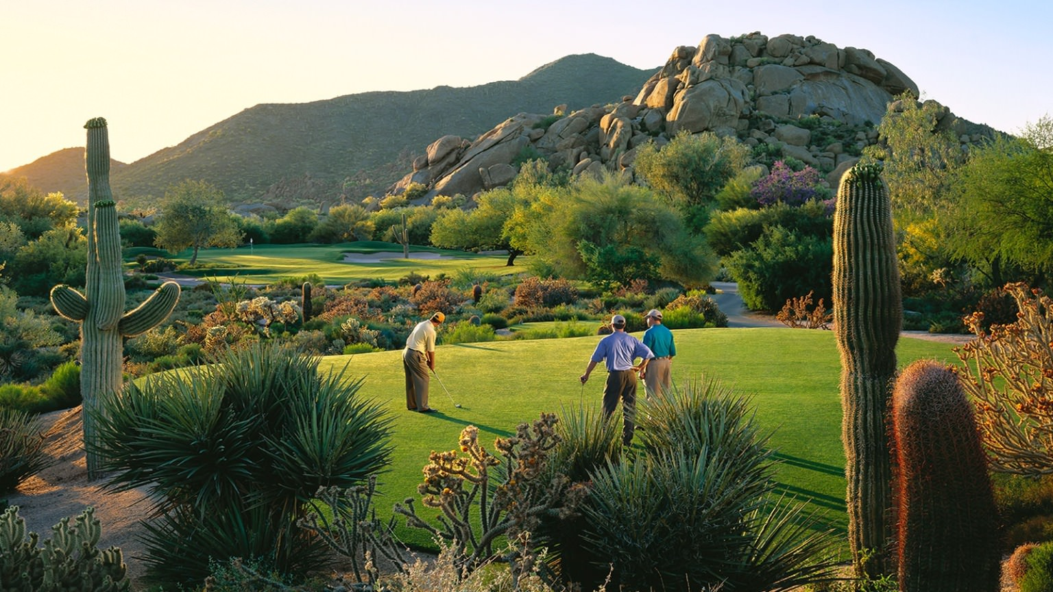 scottsdale phoenix arizona golf